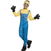 Rubie's Costume Despicable Me 3 Child's Dave Minion Costume, Multicolor, Medium