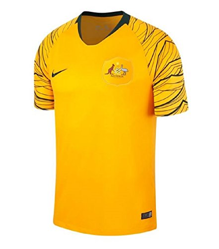 使役耳サミュエル2018-2019 Australia Home Nike Football Shirt