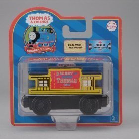 Day Out with Thomas 2007 Sodor Line - Line Caboose Sodor