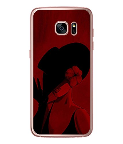 PrintVisa Designer Back Case Cover for Samsung Galaxy S7 Edge :: Samsung Galaxy S7 Edge Duos :: Samsung Galaxy S7 Edge G935F G935 G935Fd (Love Lovely Attitude Men Man Manly)