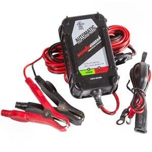 MotoStance MS1000 Battery Charger - --