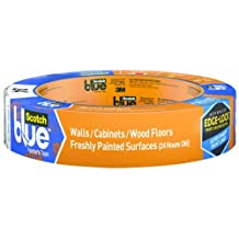 ScotchBlue Painter's Tape, Delicate Surface, .70-Inch by 60-Yard