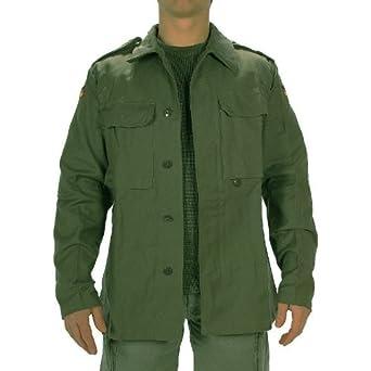 Veste militaire homme surplus
