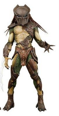 NECA Predators 2010 Movie Series 1 Action Figure Falconer Predator