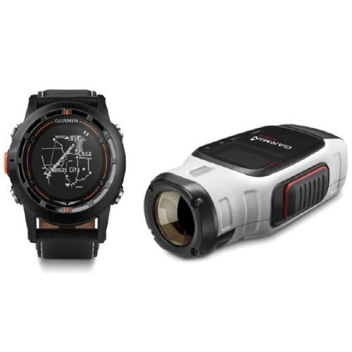 Garmin Aviator Action Pack (VIRB Elite for Aviation & D2 Pilot watch)