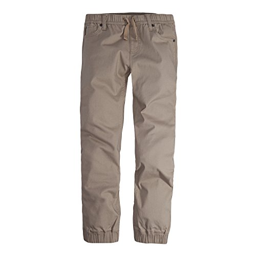 True Chino Pants - Levi's Big Boys' Chino Jogger Pants, True Chino, M