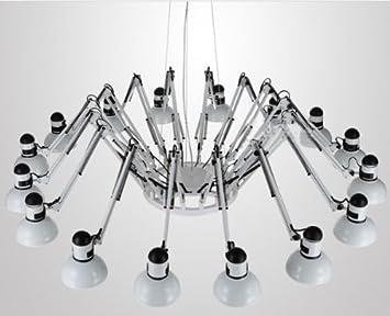 Moderne Lampen 16 : Nilight tm moderne spider lüster deckenleuchte deckenlampe
