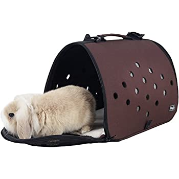 Petsfit 16 X 9 X 9 Inches Pet Carrier EVA , Soft-sided Pet Carrier, Cat Carrier,Ferret Carrier,Bunny Carrier for Small Pet Only