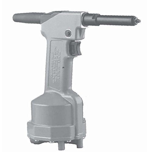 POP Brand PRG-511 Long Nose Blind Pneumatic Rivet Tool. Capacity UP to 3/16