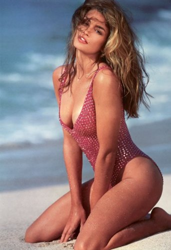 Pity, that Cindy crawford lingerie everything