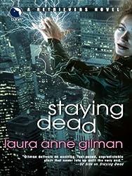Staying Dead (Retrievers, Book 1) (A Retrievers Novel)