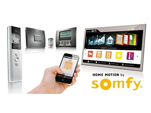 Somfy MyLink RTS Smartphone and Tablet Interface/WiFi to Radio Technology  Control Blinds with phone! Home Automation System Motorize Shade + BONUS