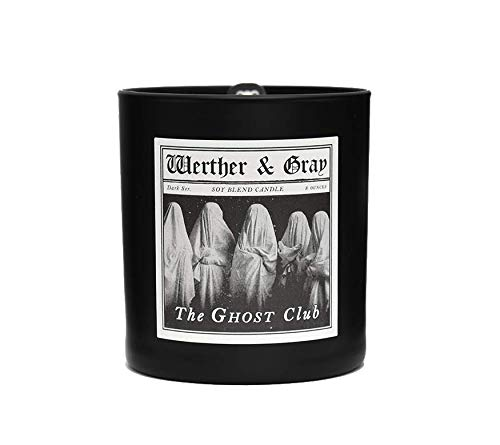 THE GHOST CLUB, Scented Candle, 8oz