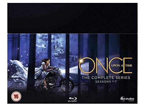 Once Upon A Time Complete Seasons 1-7 Box Set [Blu-ray] [2018] -