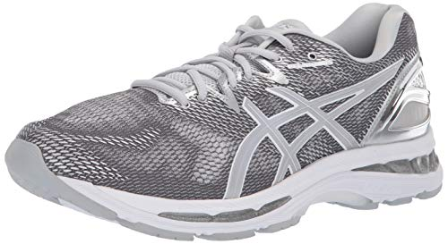 ASICS Mens Fitness/Cross-Training Trail Running Shoe, Carbon/Silver/White, 7 Medium US by ASICS (Image #1)
