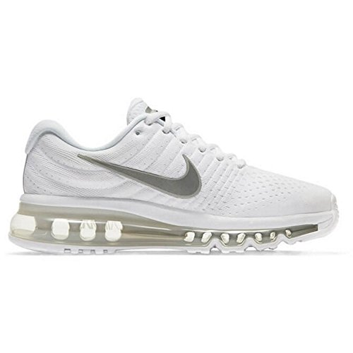 Nike Air Max 2017 GS - Scarpa Running, Sneakers, Bianco, 36.5 eu