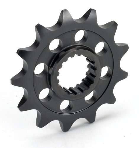 Sunstar Honda Sprockets - Sunstar 34713 13-Teeth 520 Chain Size Front Countershaft Sprocket