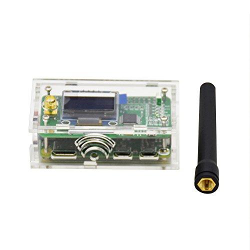 Toogoo Asmbled For Raspberry Pi Zero MMDVM Hotspot Antenna 8G TF Card OlED  Display
