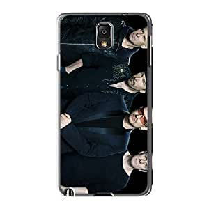 Samsung Galaxy Note3 ZmQ11752lruN Unique Design Trendy U2 Pictures Best Hard Phone Case -MansourMurray