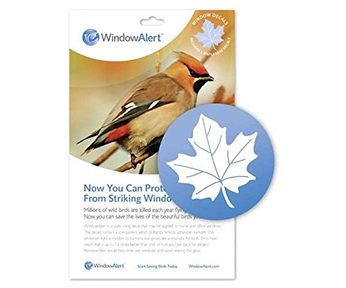 - WindowAlert Maple Leaf Decals