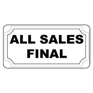 Todas las ventas Final Negro–Señal de cartel de metal decoración para el hogar para exterior Patio señal de seguridad