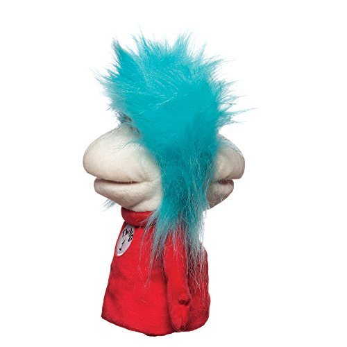 Manhattan Toy Dr. Seuss Thing 1 and Thing 2 Hand Puppet