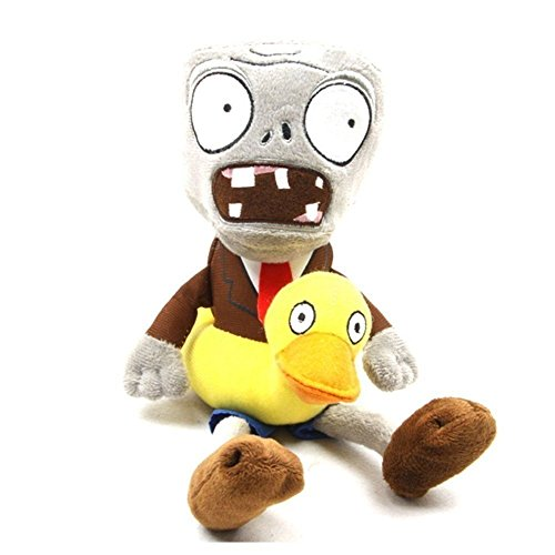 Shalleen Plants Vs Zombies Soft Plush Toy Ducky Tube Zombie 28cm/11