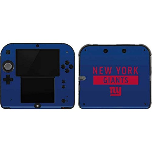 Skinit NFL New York Giants 2DS Skin - New York Giants Blue Performance Series Design - Ultra Thin, Lightweight Vinyl Decal Protection by Skinit