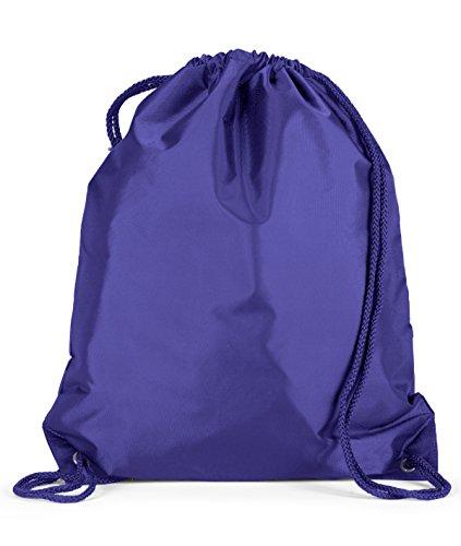 Extra Large Nylon Drawstring Bags - 5