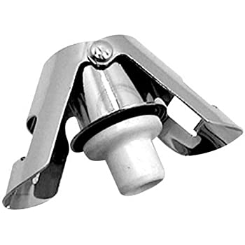 Franmara Nickel Plated Champagne Stopper (04-0368) Category: Wine Bottle Stoppers