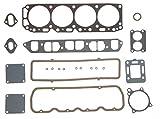 Mercruiser 140 Chevy MARINE 181 3.0 Full Gasket Set Head+Manifold+Oil Pan 2-PC (Marine 3.0L 181cid)