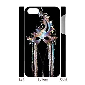 Masquerade CUSTOM 3D Hard Case for iPhone 4,4S LMc-42544 at LaiMc