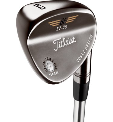 Titleist Vokey SM4 Black Nickel Wedges by Titleist