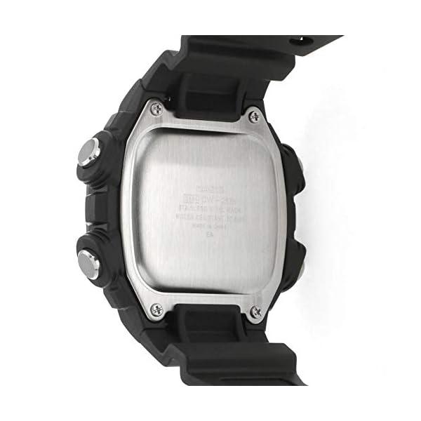 Casio Reloj Digital para Hombre de Cuarzo con Correa en plástico DW-291H-9AVEF 3