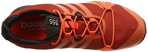 Scarpe Da Trekking Adidas Per Uomo Terrex Agravic Gtx, Rosso, 50,7 Eu Rosso