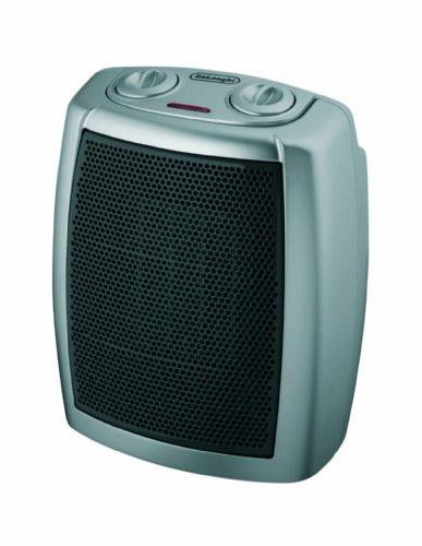 DeLonghi DCH1030 Ceramic Heater, 220-Volt Ceramic Heaters DeLonghi