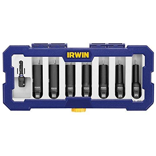 Bolt-Grip 1859151 Irwin Tools Impact Performance Series Bolt Grip Deep Well Bolt Extractor, ()