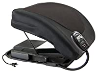 Uplift Technologies Premium Power Lifting Seat, 20-Inches, Black