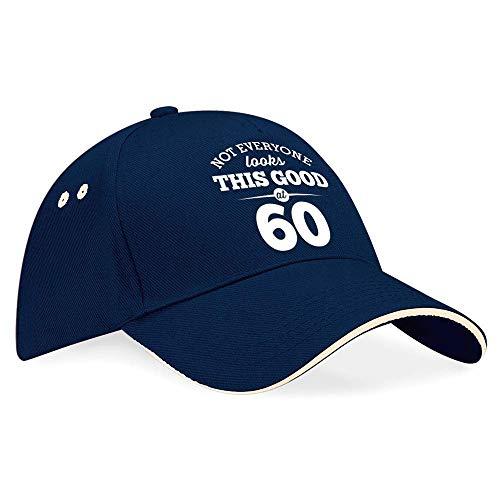 60th birthday, 1959 Cap, Hat, Baseball Cap, Awesome Gift Idea, Present & Keepsake Novelty Funny For Women & Men -