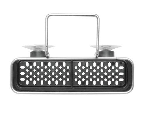 Simplehuman kt1134 soporte para art culos de cocina for Accesorios de acero inoxidable para cocina