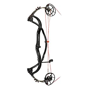 16. PSE Carbon Air Black & Camo Compound Bow