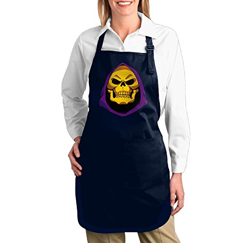 Riddick Cosplay Costume (Valenti47 LOL Skeletor Exclusive Apron With Pocket)