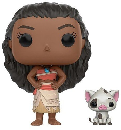 Funko Pop! Disney Princess Moana and Pua
