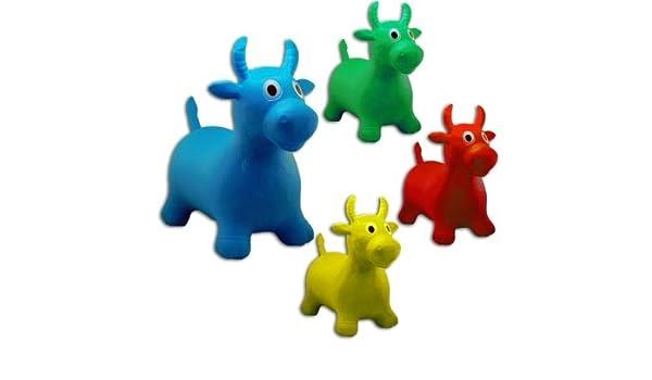 NV LG IMPORTS 1 x hüpf Vaca Caballito saltarín para niños 63 ...