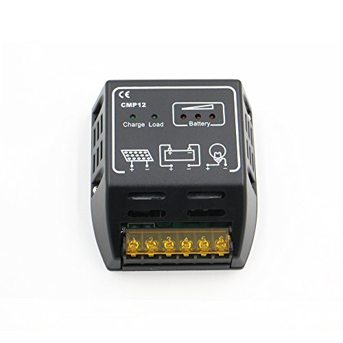 DPJ 10A 20A 12V 24V Solar Cell panels Battery Charge Controller 50W 100W 200W 300W PWM battery charger Regulators (CMP12)