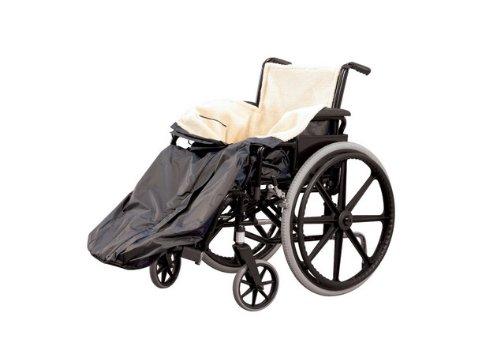 Ability Superstore Rollstuhl Fußsack, 99 x 77 cm