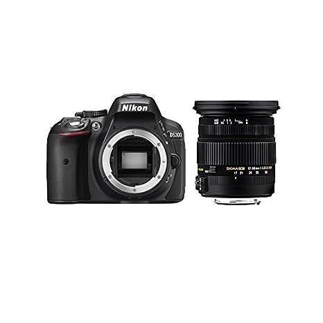 Nikon D5300 + SIGMA 17-50 DC OS HSM: Amazon.es: Electrónica