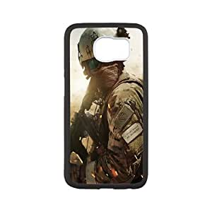 Samsung Galaxy S6 Cell Phone Case Black Extraction War SUX_922025