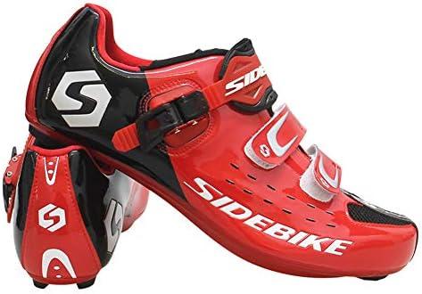 ZWYY Zapatos de Ciclismo, Zapatos de Bicicleta de montaña ...