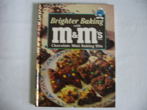 Brighter Baking with M&M's Brand Chocolate Mini Baking Bits (Cheesecake Walnut)